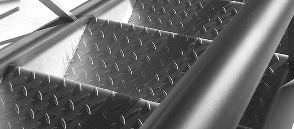 Stainless Steel Platform Bead Blasted